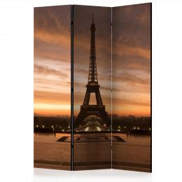 Paravan - Evening Colours of Paris [Room Dividers]