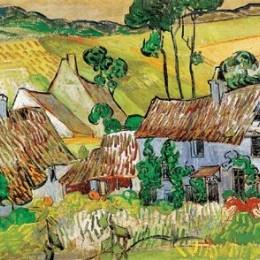 Poster Van Gogh, Anvers