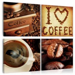 Tablou Cafea divina