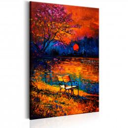 Tablou canvas Culorile toamnei