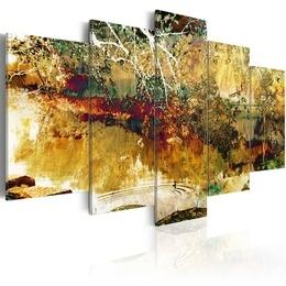 Tablou - garden: abstract