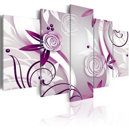 Tablou - Violet roses