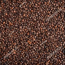 Tapet superlavabil cu boabe de cafea