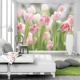 Fototapet floral Gradina secreta