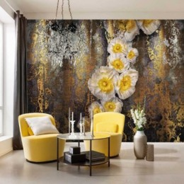 Fototapet floral Serafina 368 x 254 cm