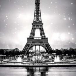 Fototapet de usa Turnul Eiffel