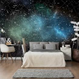 Fototapet vlies Constelatii