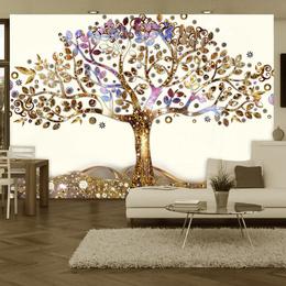 Fototapet - Golden Tree