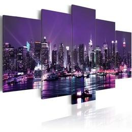 Tablou - Purple Sky