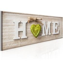 Tablou - Home: Green