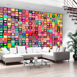 Fototapet - Colourful Boxes