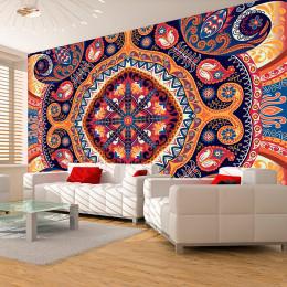 Fototapet - Exotic mosaic