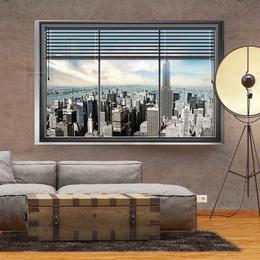 Fototapet - New York window