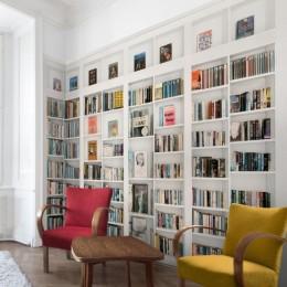Fototapet vlies Biblioteca mare
