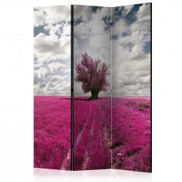 Paravan - Magenta meadow [Room Dividers]