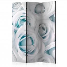Paravan - Satin Rose (Turquoise) [Room Dividers]