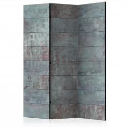 Paravan - Turquoise Concrete [Room Dividers]