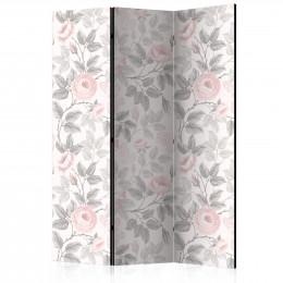 Paravan - Watercolor Roses [Room Dividers]