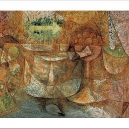 "Tablou decorativ Klee ""Style life"""