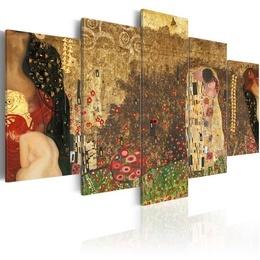 Tablou - Klimt's muses