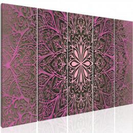 Tablou - Pink Mandala
