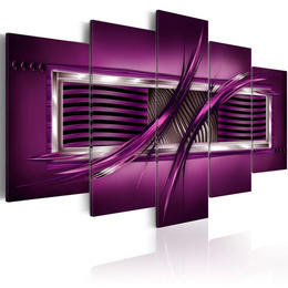 Tablou - Rhythm of purple