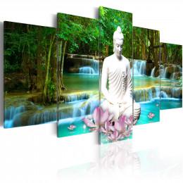 Tablou - Zen Waterfall