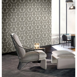 Tapet superlavabil floral in stil baroc
