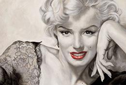 "Poster ""Marilyn"""