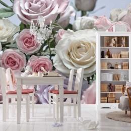 Fototapet cu flori Floraison