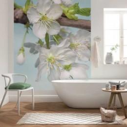 Fototapet floral Flori de mar vlies