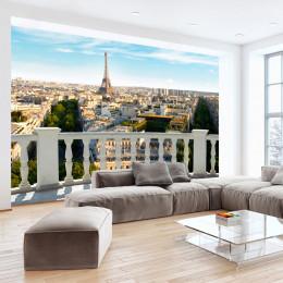 Fototapet - Paris at noon