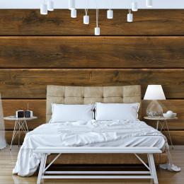 Fototapet - Wooden Harmony