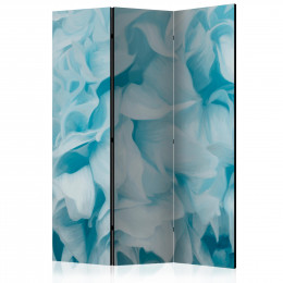 Paravan - Azalea (blue) [Room Dividers]