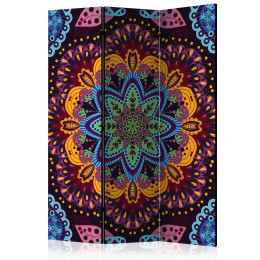 Paravan - Colourful Kaleidoscope [Room Dividers]