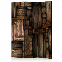 Paravan - Wooden puzzle [Room Dividers]