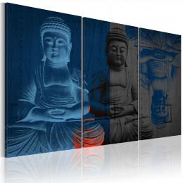 Tablou - Buddha - sculpture