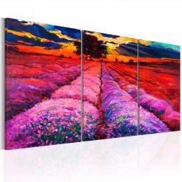 Tablou canvas Peisaj plin de culoare