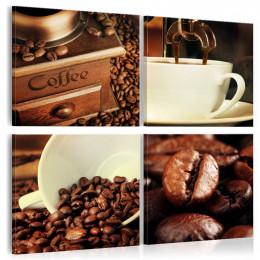 Tablou Degustare de cafea