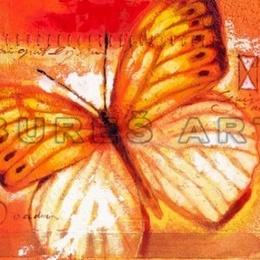Tablou ''Fluture II'' inramat