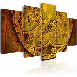 Tablou - Mandala: Golden Power