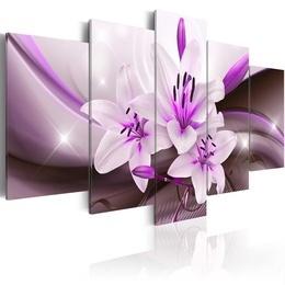 Tablou - Violet Desert Lily
