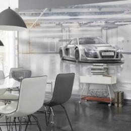 Fototapet cu masini Audi R8
