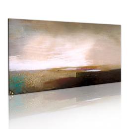 Tablou pictat manual - After storm