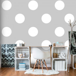 Fototapet - Charming Dots