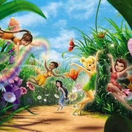 Fototapet Disney Poiana magica