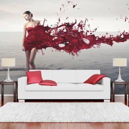 Fototapet - Red beauty