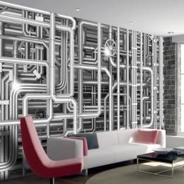 Fototapet - Urban Maze