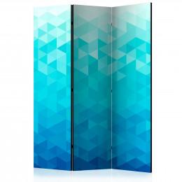 Paravan - Azure pixel [Room Dividers]