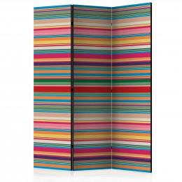 Paravan - Subdued stripes [Room Dividers]